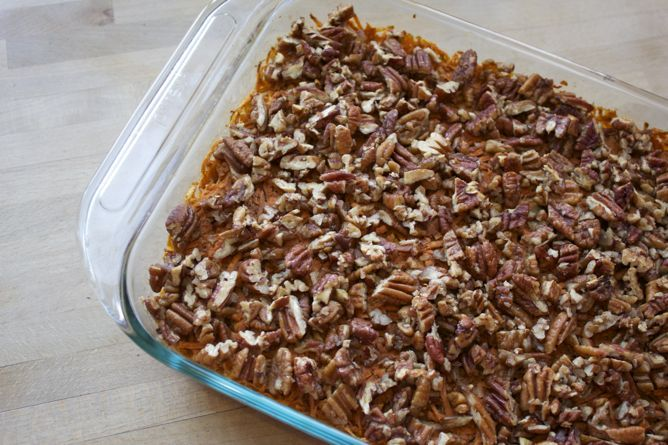 Sweet Potato and Apple Kugle (or Casserole for Easter) | Meghan Telpner Nutritionista - UnDiet