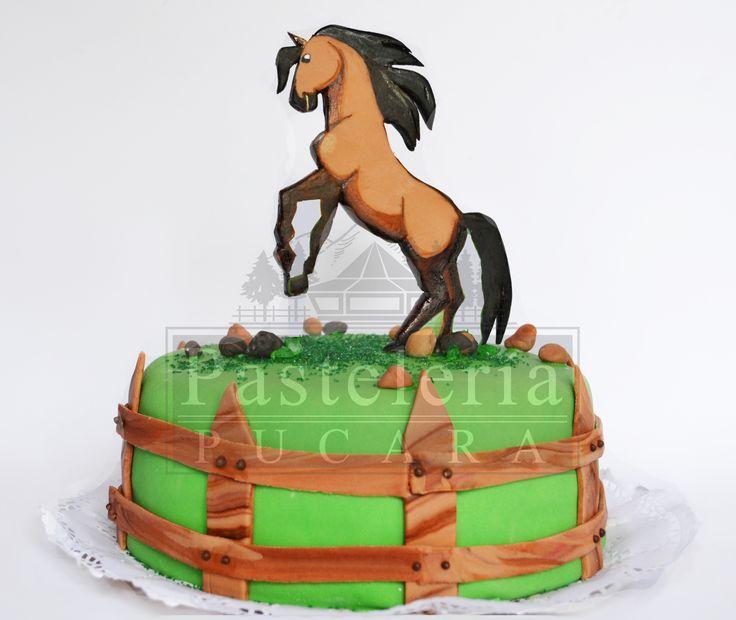 Spirit stallion of the Cimarron, Spirit el corcel indomable. Horse