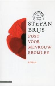 Post voor mevrouw mevrouw Bromley van Stefan Brijs tip voor de leeskring #boektweet