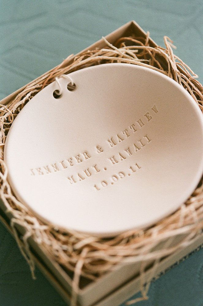 Ring Bowl from Paloma's Nest ~ Photography by janamorgan.com.  I need this because we are, afterall, going to be the Burds!