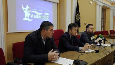 Medina del Campo y el resto de la Ruta del Vino de Rueda, destino enoturístico para los participantes en el XV Congreso Nacional de Peñas de Valladolid http://www.revcyl.com/web/index.php/sociedad/item/10514-medina-del-campo-y-el-resto-de-la-ruta-del-vino-de-rueda-destino-enoturistico-para-los-participantes-en-el-xv-congreso-nacional-de-penas-de-valladolid