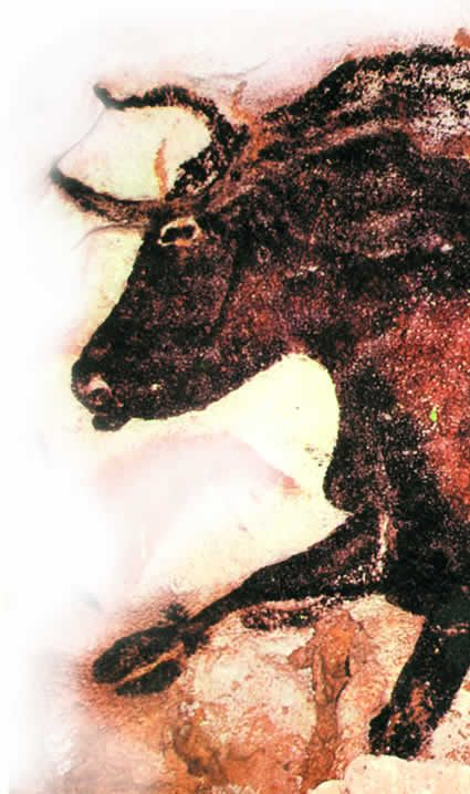 Lascaux (Francia).  If you don't know Lascaux, you must go to the website.  The website alone is Bucket List worthy.