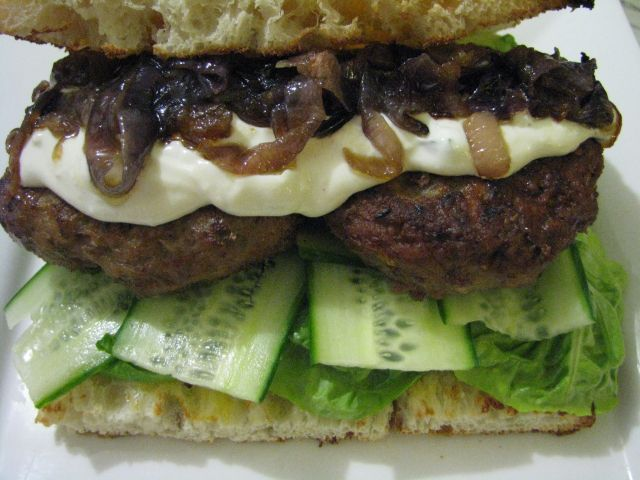 Forum Thermomix - The best Thermomix recipes and community - Lamb  Feta Burgers