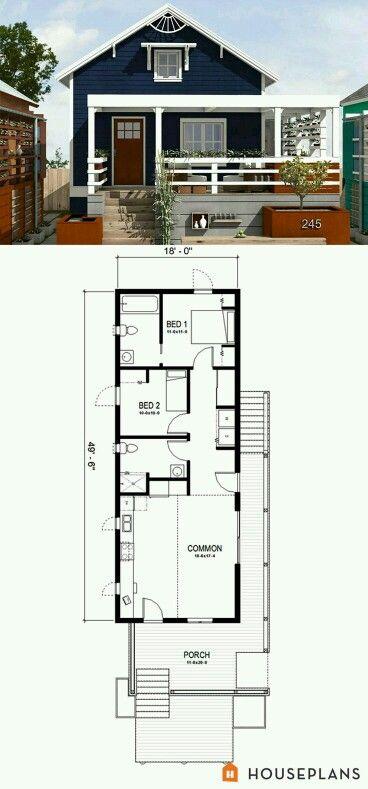Casa pequena 6