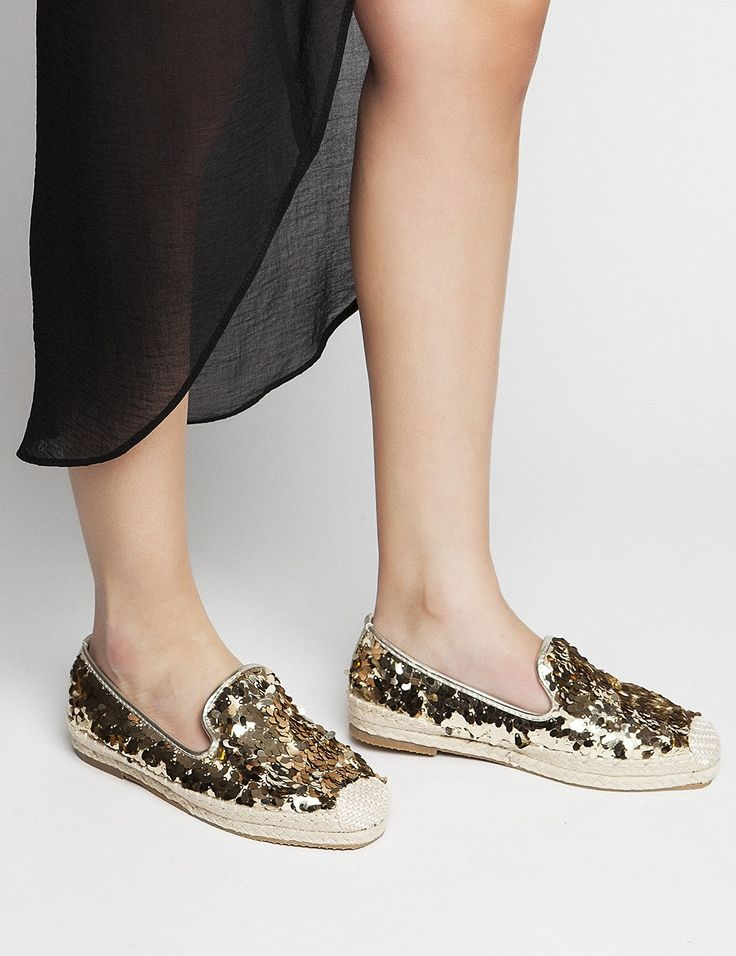 Spring Summer 2015 New Collection - Gina Gold #keepfred #fred #shoes #outfit #style #fashion #new #collection #spring #colors #women #casual #canvas #look #summer #gold