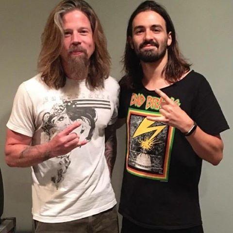 Jay Weinberg and Chris Adler | Slipknot and Lamb of God #slipknot #lambofgod…