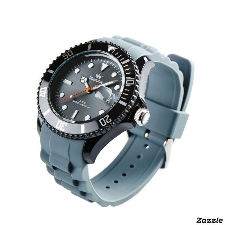 Men's Wristwatch by Fewsome. get it on : http://www.zazzle.com/mens_wristwatch_by_fewsome-256583699424016593?rf=238054403704815742