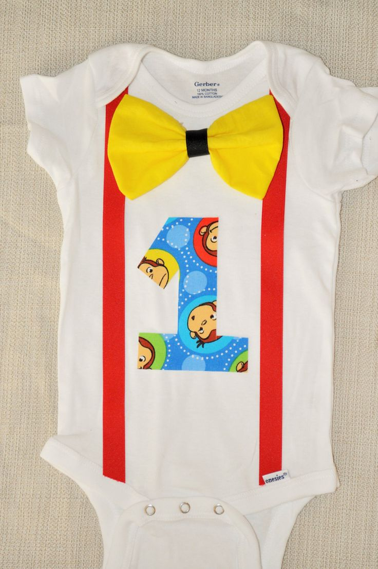 Krafty kidz center curious george coloring pages - Rylo Curious George Boys Birthday Onesie Curious By Rylowear 18 00