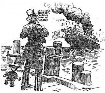 First Red Scare Begins • 1919 http://en.wikipedia.org/wiki/First_Red_Scare ........... click on image to enlarge