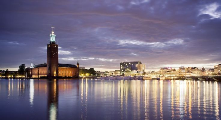 The most luxurious city destination in Sweden!