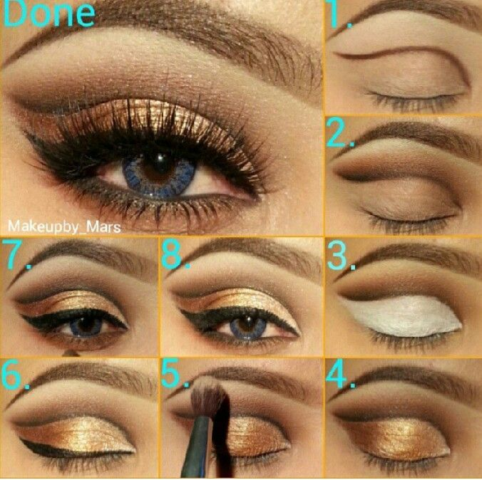 so bad at putting on makeup, that I usually don't wear any lol. I'll have to try this!