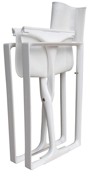 Mobiliario para barcos : silla de director de cine (de aluminio, plegable) - OSKAR BRONZE - Valdenassi