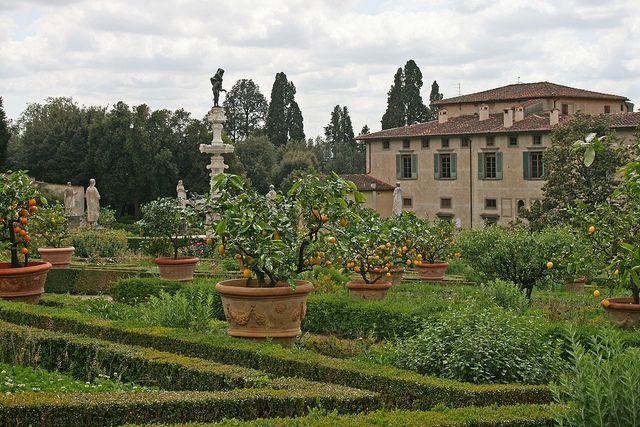 13 Best Vila Castello Medici Florence Images On Pinterest