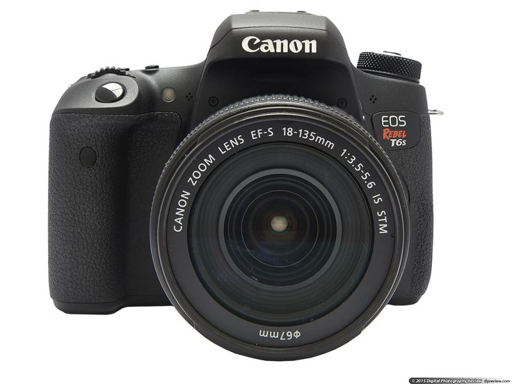 Canon EOS Rebel T6s/T6i (760D/750D) First Impressions Review: Digital Photography Review