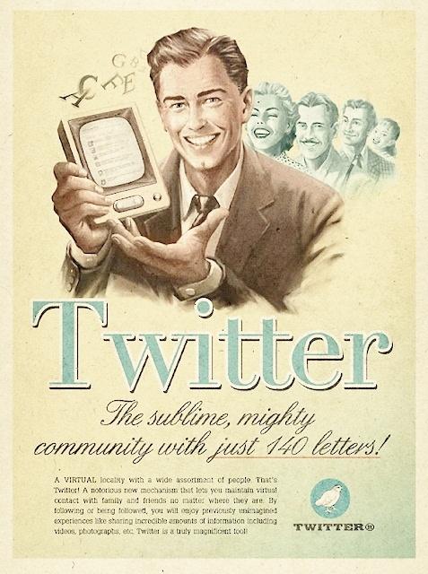 Twitter retro
