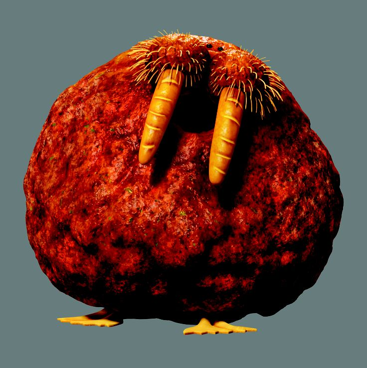 meatball from cloudy with a chance of meatballs 2 in