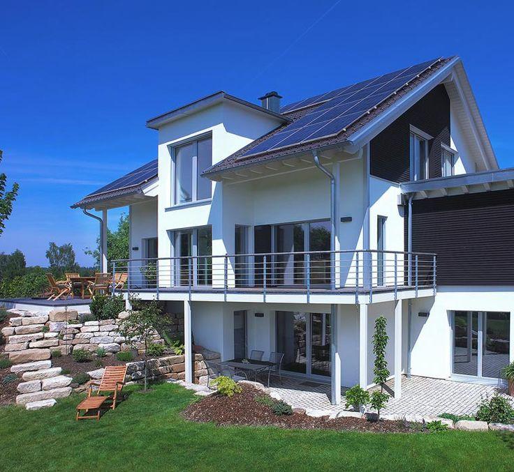 Haus Hanglage, Haus Und Haus Bauen