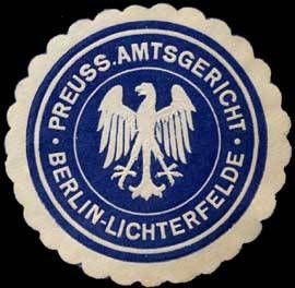 Bildergebnis für Amtsgericht Ringstraße Berlin Lichterfelde