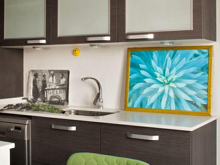 Квартира в Испании, над которой работал московский дизайнер.