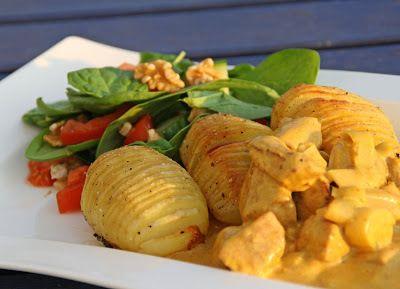 Köttgryta med paprikaost - http://www.mytaste.se/r/k%C3%B6ttgryta-med-paprikaost-470339.html