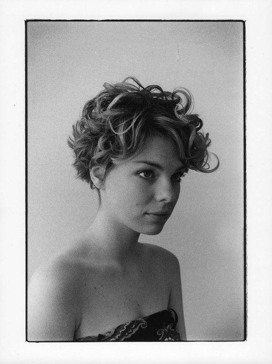 Cheveux courts – # Hair # Short   – haar locken