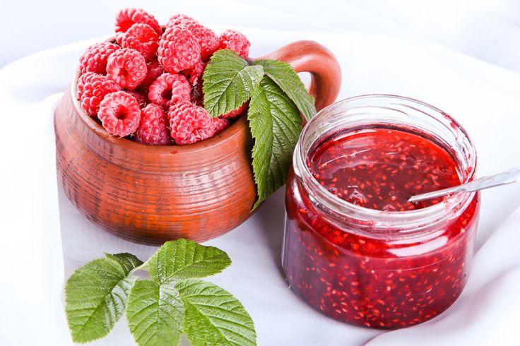 Малиновое варенье - пошаговый рецепт с фото: Варенья-пятиминутки можно варить из любых ягод, в том числе и из малины. - Леди Mail.Ru