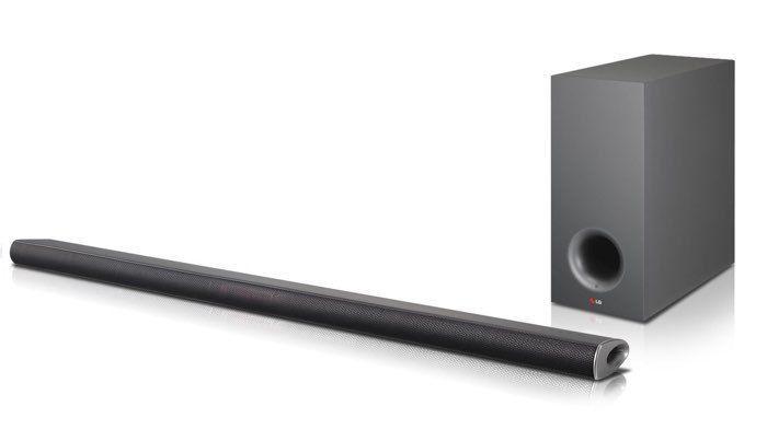 LG NB3540 - Barra de sonido de 320W con Bluetooth