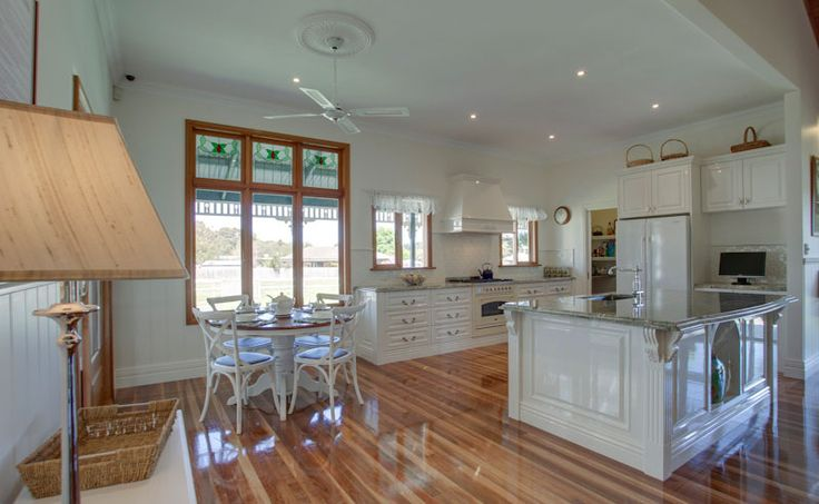 Our photo gallery shows our beautiful harkaway homes for Federation kitchen designs