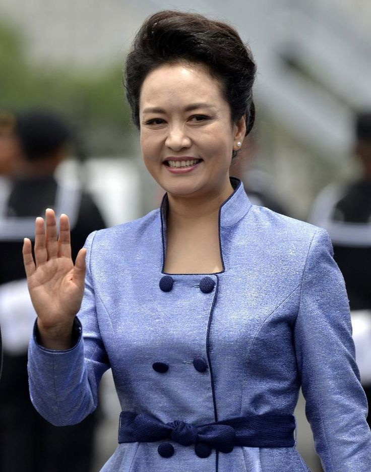 Class, Grace, Style, and Poise: Chinese first lady Peng Liyuan, wife of Chinese President Xi Jinping