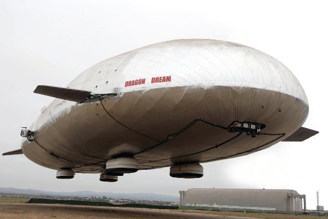 Where Next For The Modern Airship Aeros S Dragon Dream