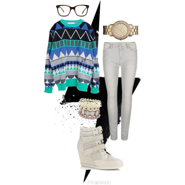 """Bolt"" by chinaparado on Polyvore"