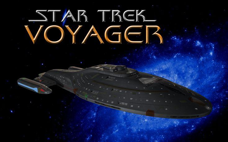 Star Trek Voyager Wallpaper by BC-Programming on DeviantArt