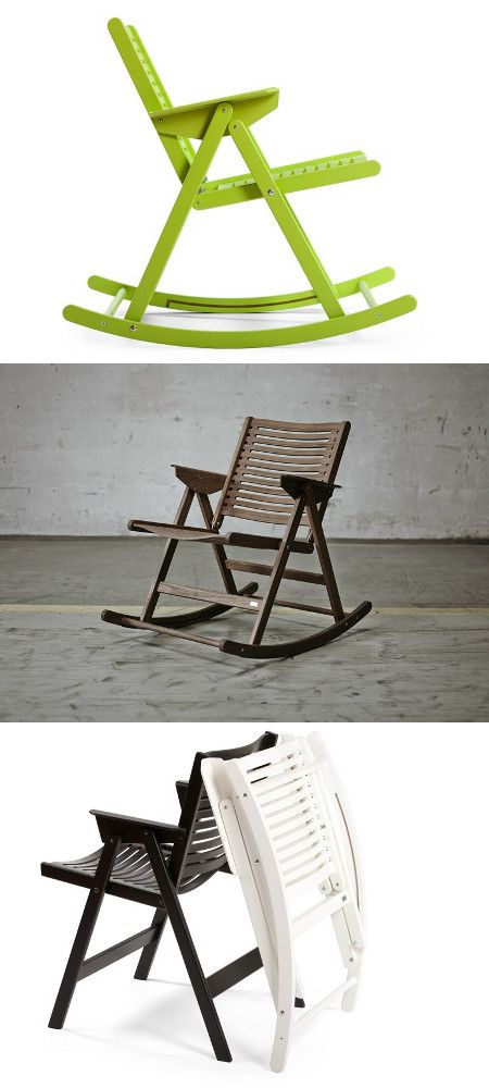 Folding Wooden Chair Design - WoodWorking Projects & Plans