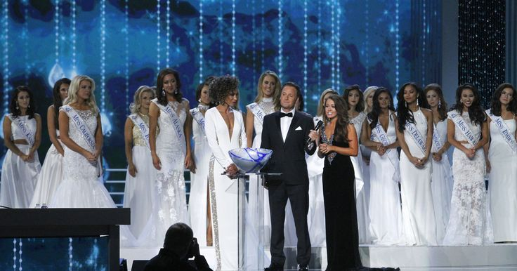 Miss America 2018: Here are the highlights  It's a bold move to air Celebrity Family Feud — hosted by Steve Harvey, Destroyer of Beauty Pageant Dreams — just before the Miss America 2018 pageant. We can forgive, Steve, but we cannot forget (that goes for you too, Warren). It is perhaps an even bolder move to air a beauty pageant as the country is in a state of turmoil while facing Hurricane Irma. But as hosts Sage Steele...  http://voiceactorsnews.com/entertainment/miss-america-201..