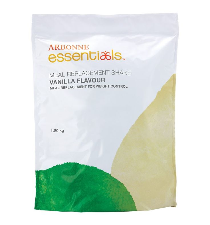 Meal Replacement Shake - Vanilla #2070 - Arbonne