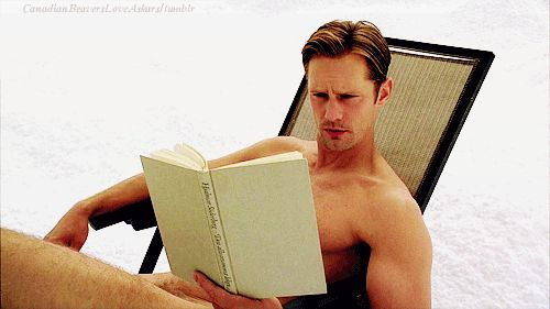 "my love....Eric:) . | 34 Moments That Show Why Eric Northman Is The Only Thing We'll Miss From ""True Blood"""