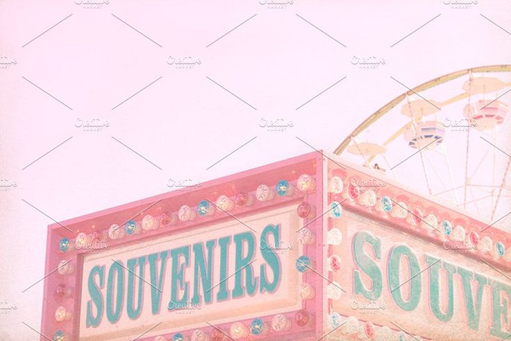 Souvenirs by Cindy Garber Iverson on @creativemarket