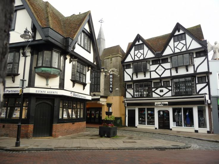Faversham town buildings