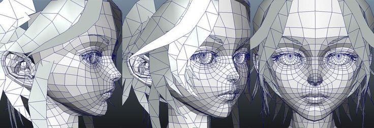 Face Topology
