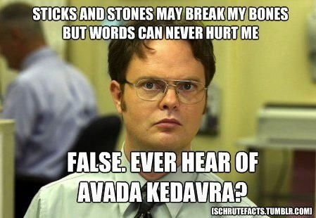 Dwight is just so logical