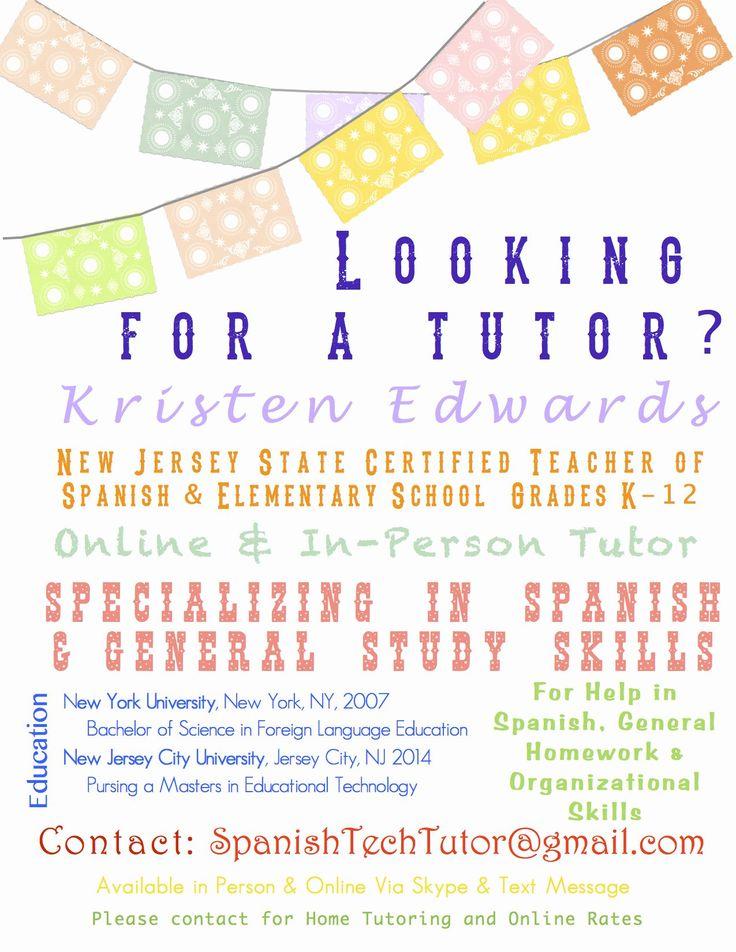 46+ Private english tutor resume inspirations