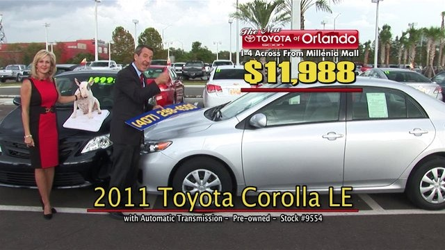 If you want peace of mind, you'll definitely want to consider a used Toyota in Orlando! Come take a look at our great selection at our Toyota dealership in Central Florida today!     http://blog.toyotaoforlando.com/2012/11/find-used-toyota-in-orlando-with-incredible-durability/