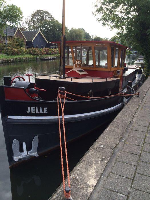 Online veilinghuis Catawiki: Authentieke sleepboot Jelle bij 1903