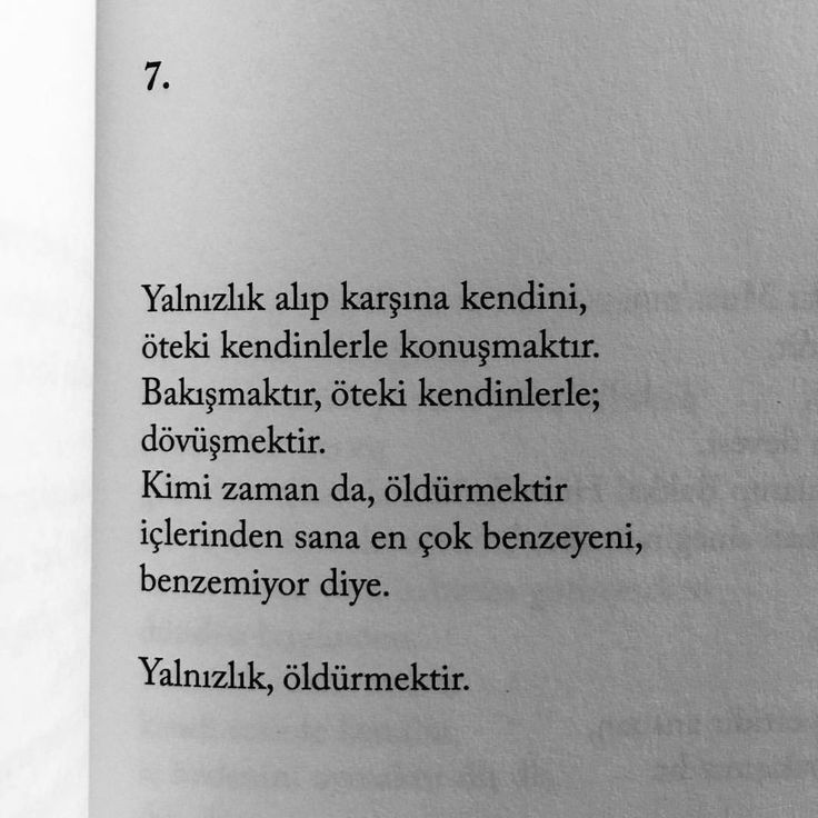 Hasan Ali Toptaş, Yalnızlıklar