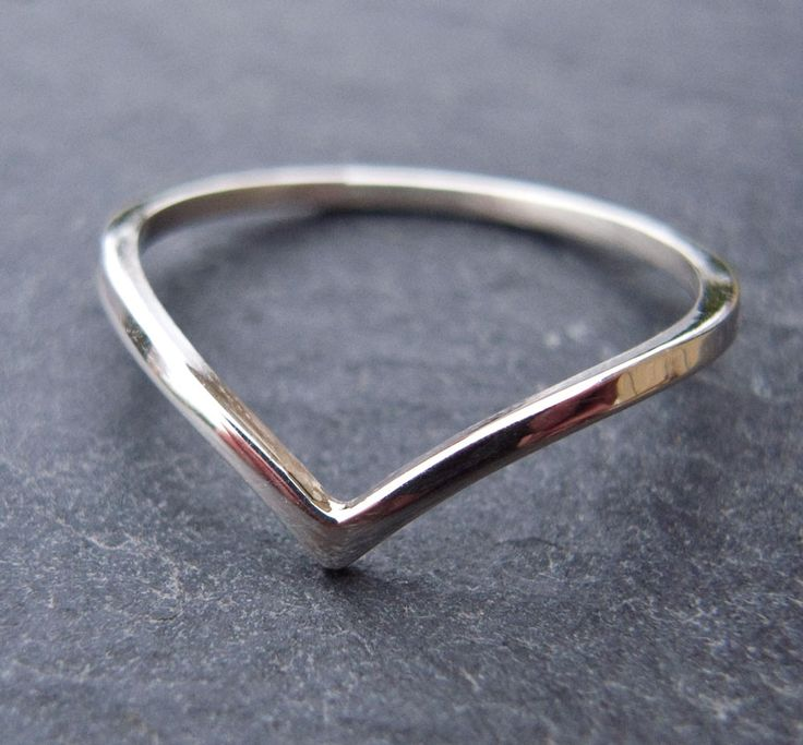 Wishbone ring :] Really gorgeous, only 21$. I really really like this