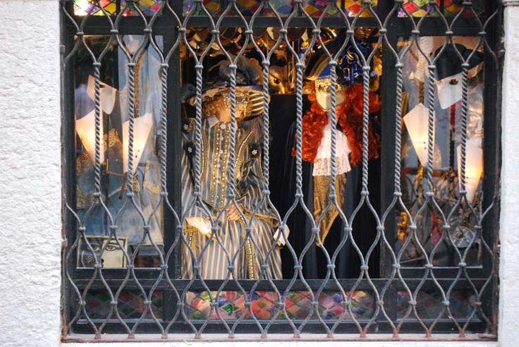Venice - Carnivale shop