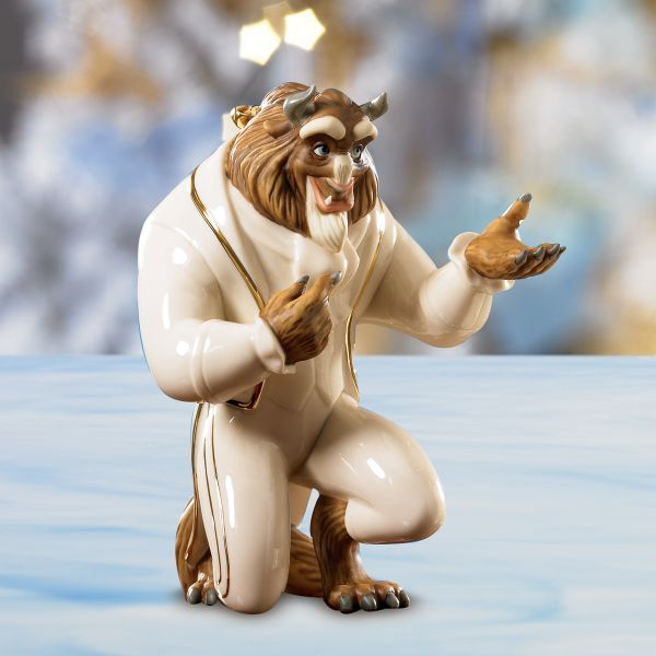 Beauty and the Beast was always my favorite Disney movie. I desperately want this #TheBeast Figurine #IAmAddictedToYou