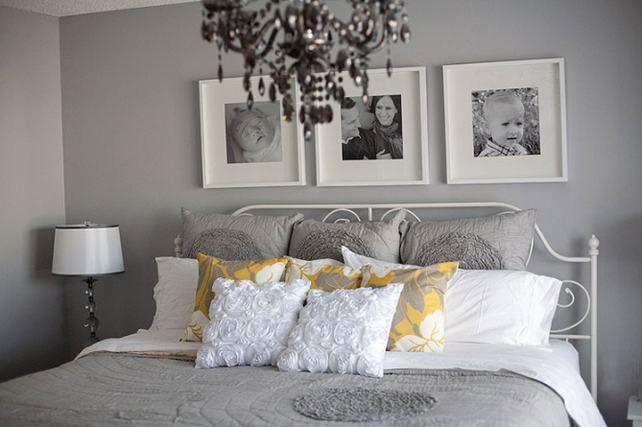 Hálószoba dekoráció ötletek, színek, anyagok, hangulatok - 51 képben