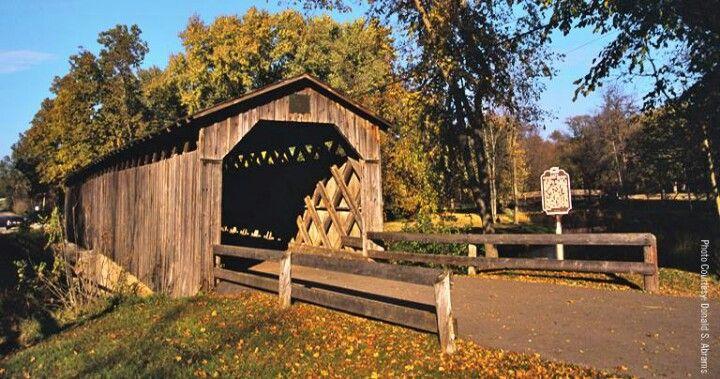 Cedarburg wi wisconsin travel covered bridges culture