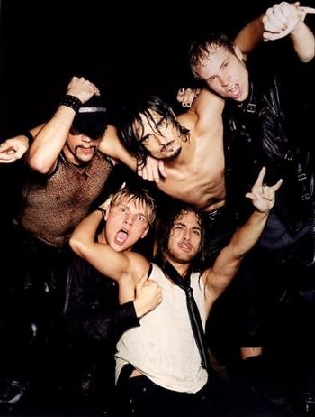 Backstreet Boys. had this poster as well.